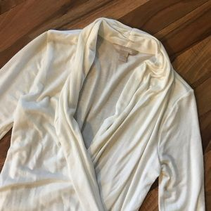 Banana Republic Tops - Banana Republic • Long Sleeve Wrap Top